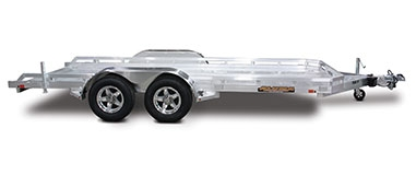 Tandem Axle Utility Trailers