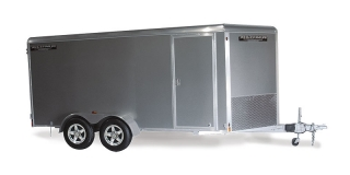 Enclosed Tandem Axle Trailers
