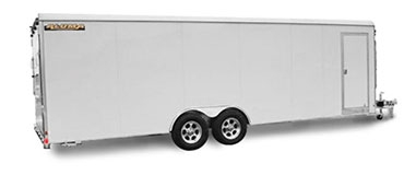 Enclosed Tandem Axle Car Trailers
