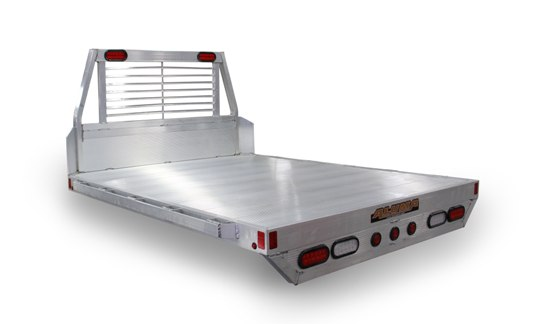 6600 & 6800 Truck Bed from Aluma Trailers