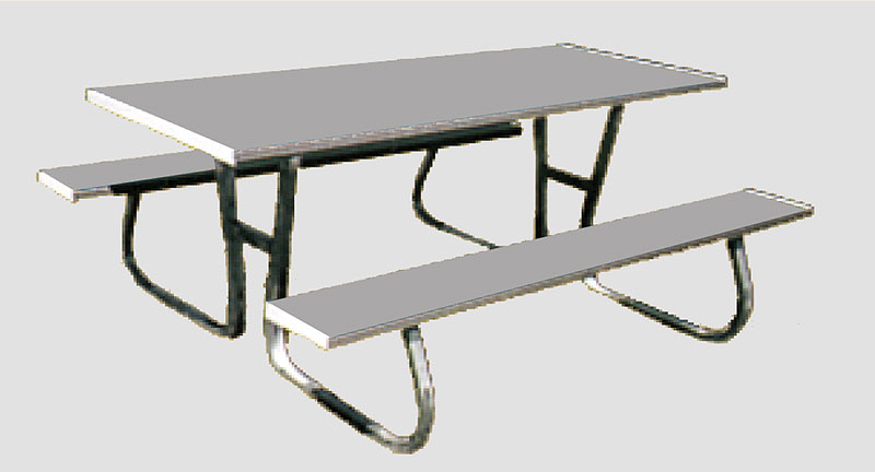 Sided Picnic Table Picnic Tables Park Benches - 6 sided picnic table