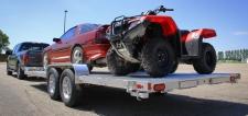 8200 Wide Body Tandem Utility Trailers