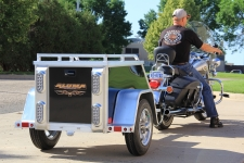 MCT Towable Motorcycle Trailer