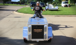 MCTXL Towable Motorcycle Trailer