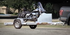 MC10 Motorcycle Trailer