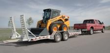 8200 Super Heavy Tandem Utility Trailer