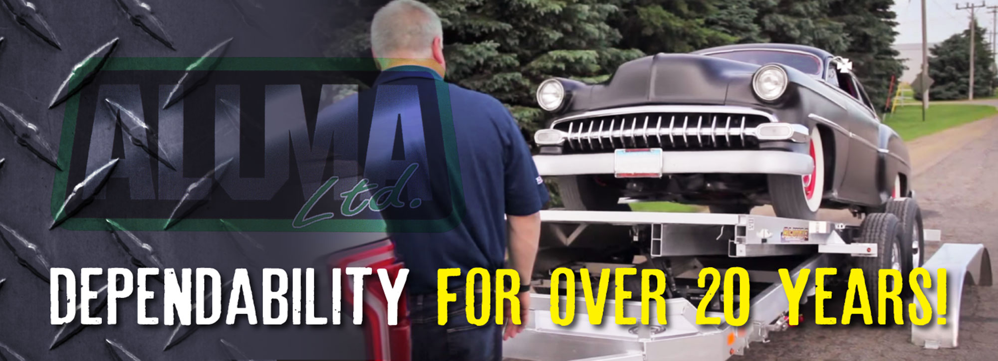 Dependability For Over 20 Years