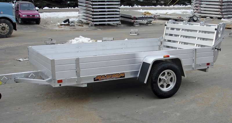 Side Rack Sets | Parts and Accessories | Aluma Trailers